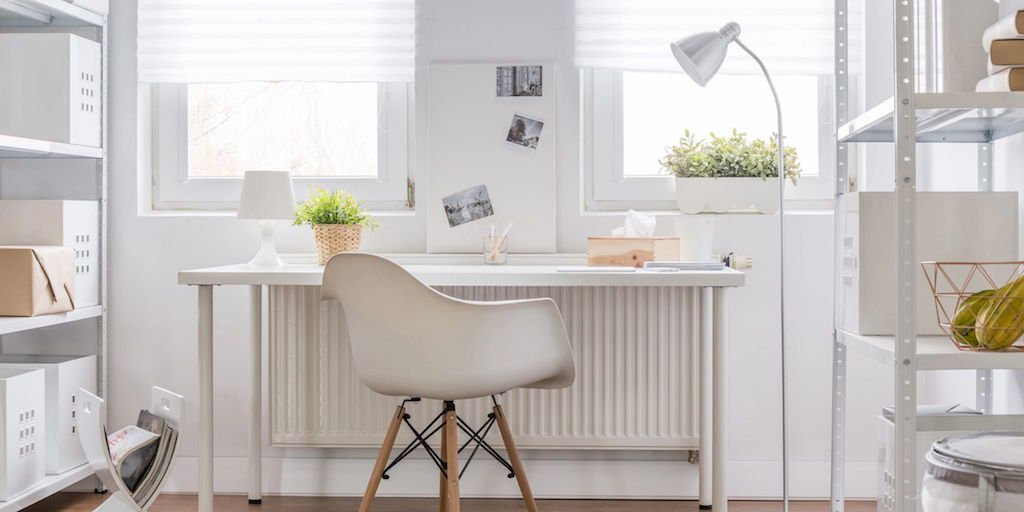 Guest Post ~ Does Your Home Office Inspire Productivity?
